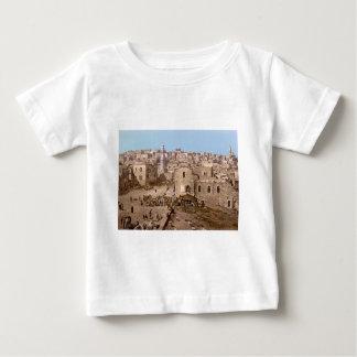 ベスレヘムの聖都 ベビーTシャツ