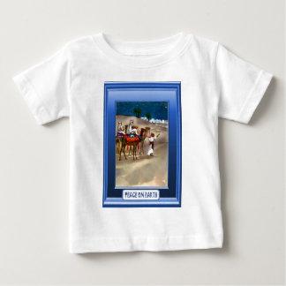 ベスレヘムへの方法 ベビーTシャツ