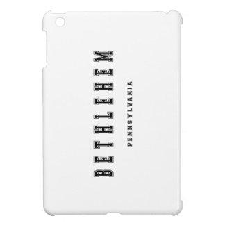 ベスレヘムペンシルバニア iPad MINI カバー