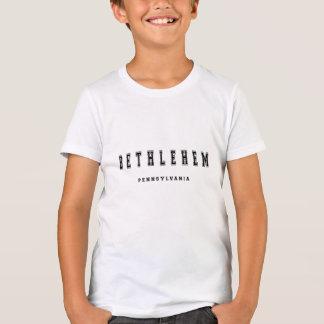 ベスレヘムペンシルバニア Tシャツ