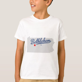 ベスレヘムペンシルバニアPAのワイシャツ Tシャツ