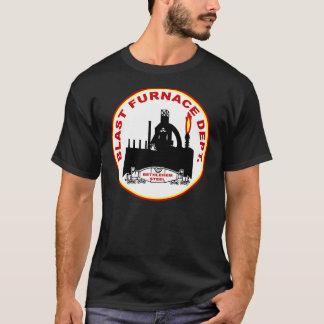 ベスレヘム・スチールの高炉Dept Tシャツ