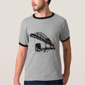 ベスレヘム・スチールクレーンワイシャツ Tシャツ