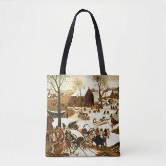 ベスレヘム、c.1566の人口調査 トートバッグ