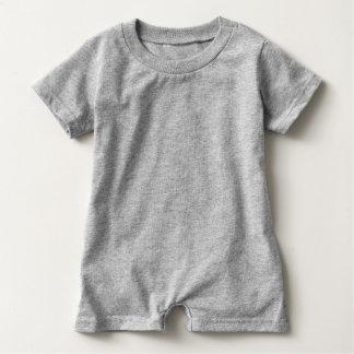 ベッドのおもしろいな赤ん坊のワイシャツのナマステ ベビーロンパース