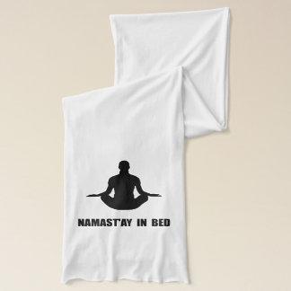 ベッドのナマステ スカーフ