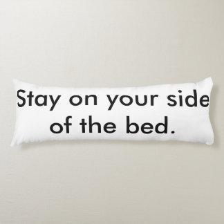 「ベッド」の綿の抱き枕 ボディピロー