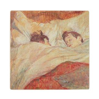 ベッド、c.1892-95 ウッドコースター
