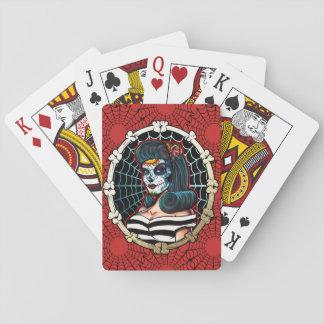 ベティのくもQueen_playingcards トランプ