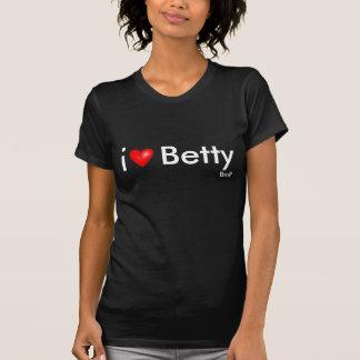 ベティMのティー Tシャツ