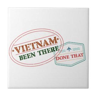 ベトナムそこにそれされる 正方形タイル小