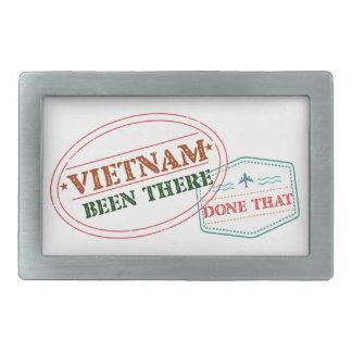 ベトナムそこにそれされる 長方形ベルトバックル