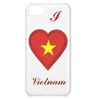 ベトナムのベトナム人の旗 iPhone5Cケース