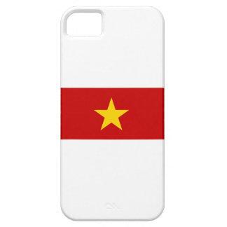 ベトナムの国の長い旗の国家の記号の名前 iPhone SE/5/5s ケース