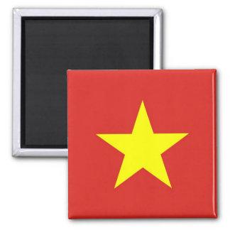 ベトナムの旗が付いている磁石 マグネット
