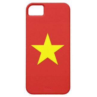 ベトナムの旗とのIPhone 5の場合 iPhone SE/5/5s ケース