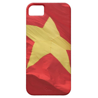 ベトナムの旗の赤 iPhone SE/5/5s ケース