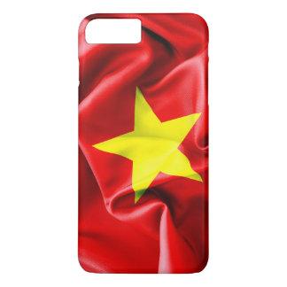 ベトナムの旗のiPhone 7のプラスの場合 iPhone 8 Plus/7 Plusケース