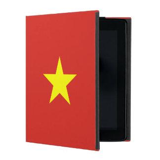 ベトナムの旗 iPad ケース