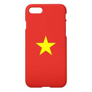ベトナムの旗 iPhone 8/7 ケース
