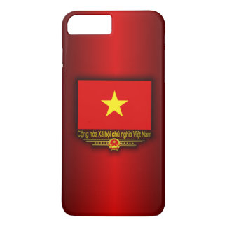 ベトナムの旗 iPhone 8 PLUS/7 PLUSケース