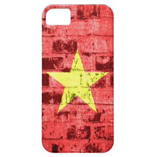 ベトナムの旗 iPhone SE/5/5s ケース
