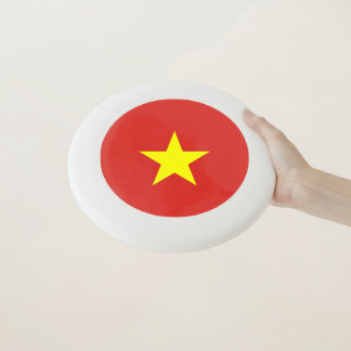 ベトナムの旗 Wham-Oフリスビー