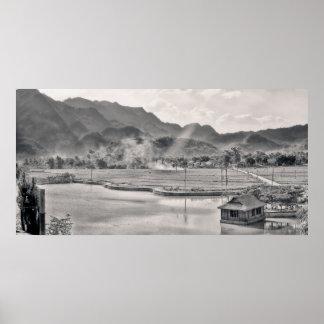 ベトナムの景色 ポスター