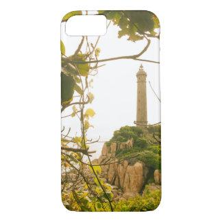 ベトナムの最も古く最も高い灯台写真の堅い箱 iPhone 8/7ケース