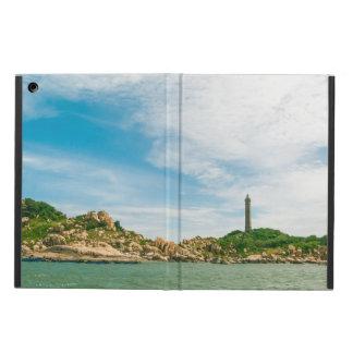 ベトナムの最も高く最も古い灯台iPadの場合 iPad Airケース