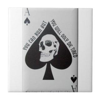 ベトナムの死カード タイル