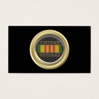 ベトナムの退役軍人の名刺 名刺