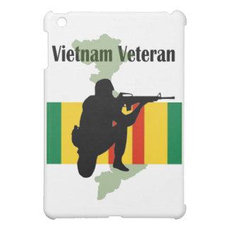 ベトナムの退役軍人のIPadの例 iPad Miniケース