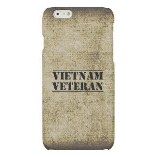 ベトナムの退役軍人軍戦争の獣医 マットiPhone 6ケース
