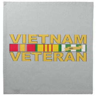 ベトナムの退役軍人 ナプキンクロス