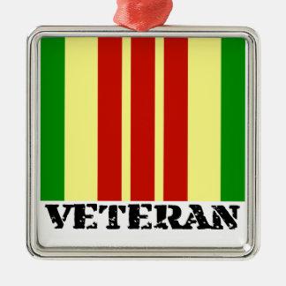 ベトナムの退役軍人 メタルオーナメント