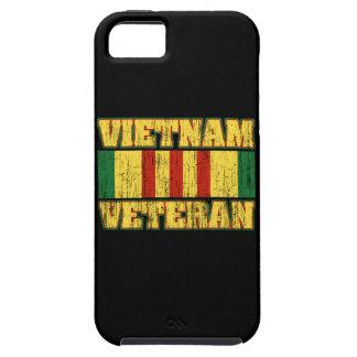 ベトナムの退役軍人 iPhone SE/5/5s ケース