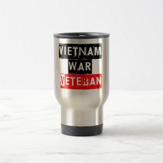ベトナム戦争の退役軍人 トラベルマグ