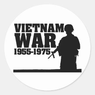 ベトナム戦争1955-1975年 ラウンドシール