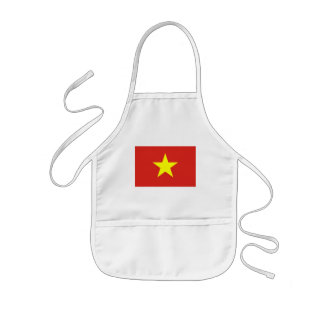 ベトナム 子供用エプロン