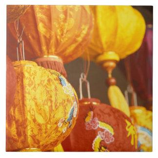 ベトナム、Hoi大きいランタン、記念品 タイル