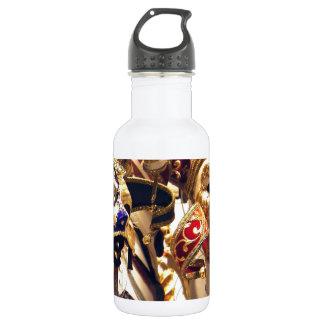ベニスからのカーニバルのマスク ウォーターボトル