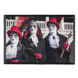 ベニスのカーニバルのマスク iPad MINI ケース