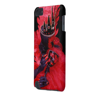 ベニスのカーニバルの赤い服 iPod TOUCH 5G ケース