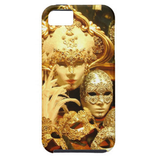 ベニスのカーニバルはiPhone 5の場合を覆います iPhone SE/5/5s ケース