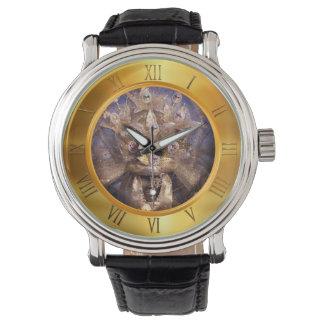 ベニスのカーニバル 腕時計