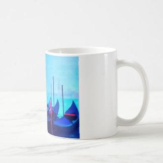ベニスのゴンドラ コーヒーマグカップ