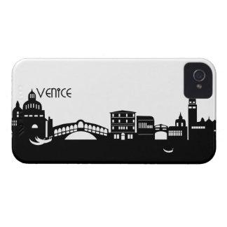 ベニスのスカイライン Case-Mate iPhone 4 ケース