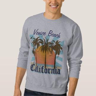 ベニスのビーチカリフォルニア スウェットシャツ