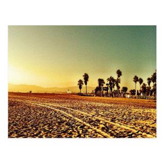 ベニスのビーチ ポストカード
